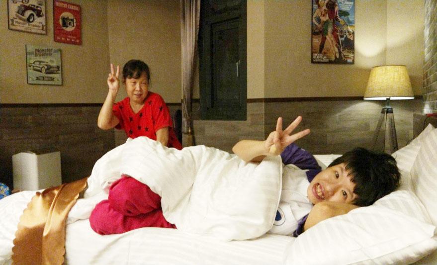 分享文章為愛多走一里路 家托社工蘇雯萍 小玲25歲智能障礙重度,單親媽媽獨力撫養身障兒,不論颳風下雨每天早上六 […]