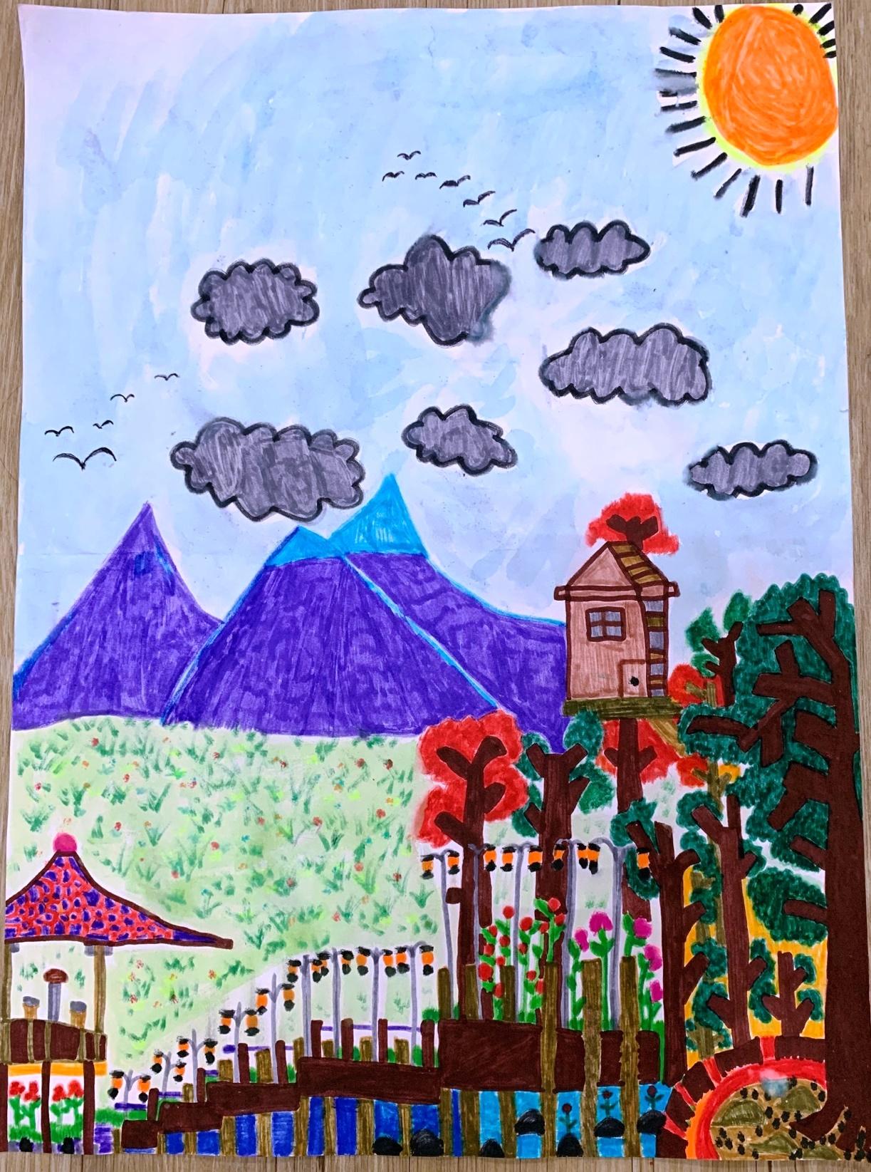 分享文章我們竹田布建據點的學員,參加樹仁基金會舉辦「我畫我畫」繪圖比賽,作品名稱「大地風光」,在黃玉貞社工細心 […]