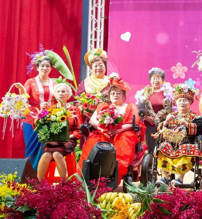 110年屏東縣政府模範母親表揚活動